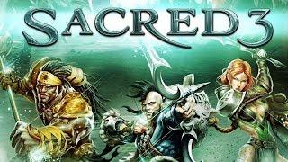 Sacred 3 | First Gameplay Trailer | EN