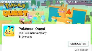 Pokemon Quest Mobile Available Now!! For Pre-register on Android and iOS App Store Coming Jun 28
