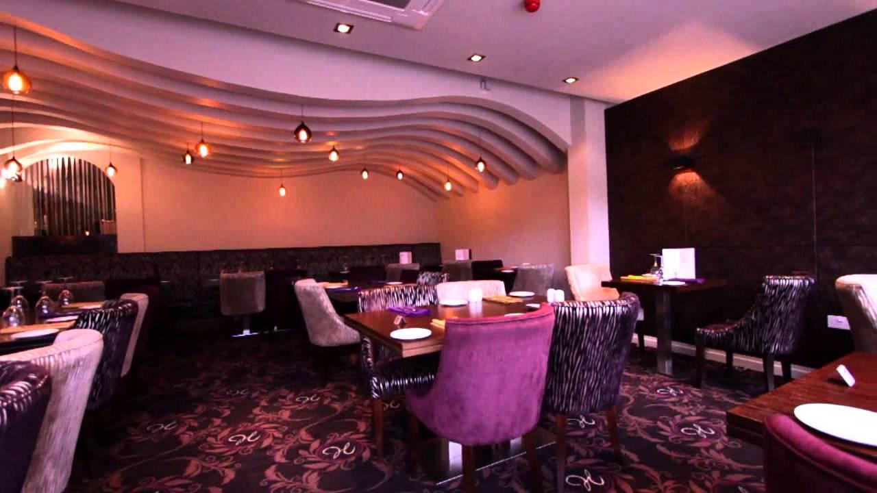 Asco Lights Holdi Exquisite Indian Restaurant Refurbishment  Liverpool