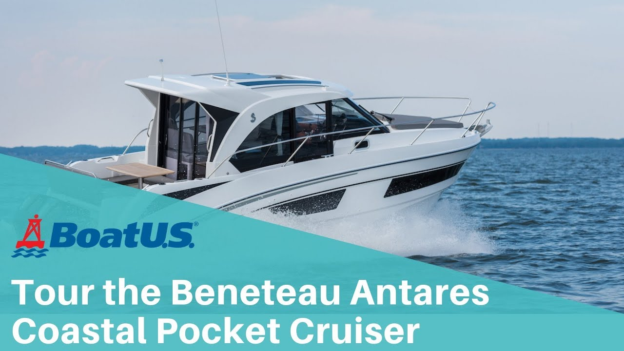Beneteau Antares 27 Coastal Pocket Cruiser: First Look | BoatUS