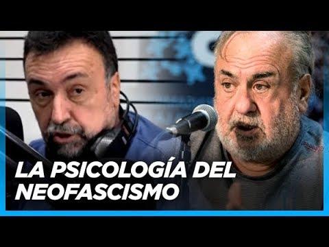 """""""Bolsonaro es Macri desinhibido"""" Imperdible análisis de Jorge Alemán. Entrevista con Navarro"""