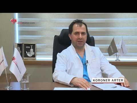 Prof.Dr. Mustafa Sağlam - Koroner Arter Hastalığı Nedenleri Belirtileri Tanısı Ve Tedavisi