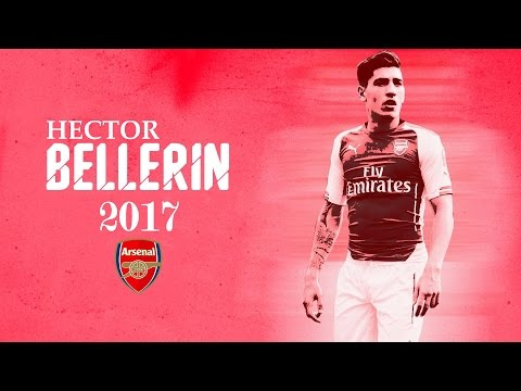 Hector Bellerin 2017 - The Flash - Crazy Speed, Skills & Assists (HD)