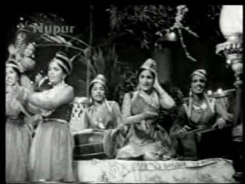 Nakli Nawab (1962)Hum Deewane Tere Se Nahin Talne Wale (Asha Bhonsle & Mohd. RafI)