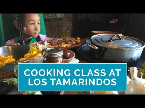 Review: Organic Cooking Class at Huerta Los Tamarindos in Cabo