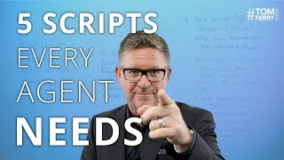 The BEST 5 Scripts Every Agent Needs in Today