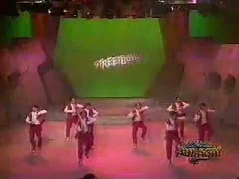 Streetboys - Magic Carpet Ride