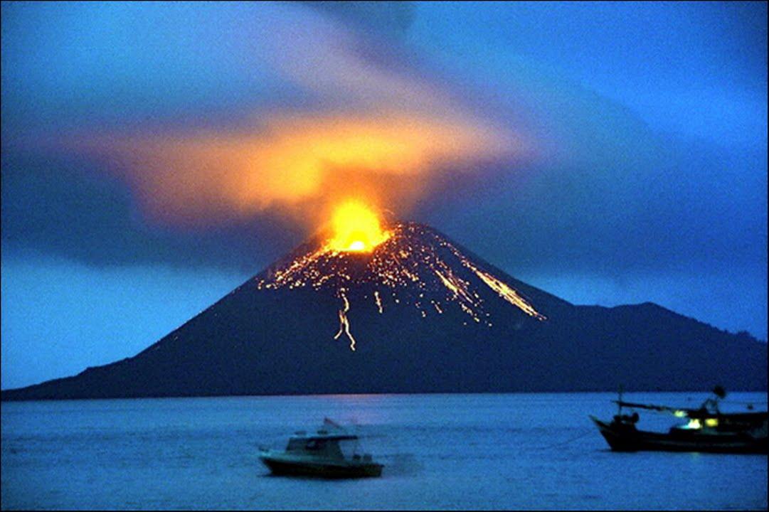 Как образуются вулканы География класс