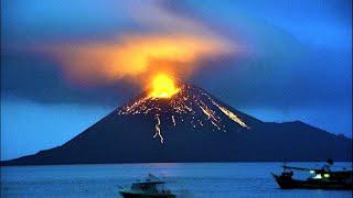 Как образуются вулканы? География 5 класс.