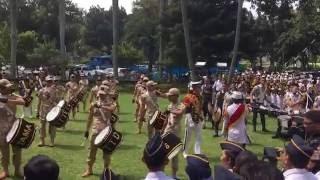Drumband Corps Gita Jata Wiratama STTD: Serah Terima Jabatan Menteri Perhubungan 2016