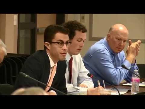 Settlement Disclosure Meeting 9/30/15