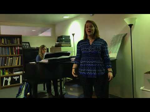 USU Music Therapy Vocal Audition