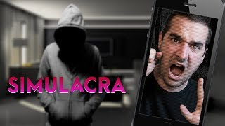 SIMULACRA (1) | Phone Horror Game - THE PHONE IS GOING TO RESET!?