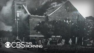 Possible mass grave from Tulsa race massacre