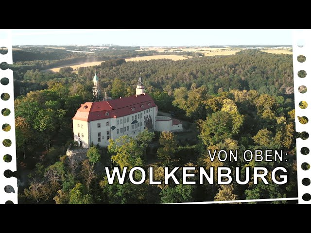 WOLKENBURG von Oben [4K Drohne]