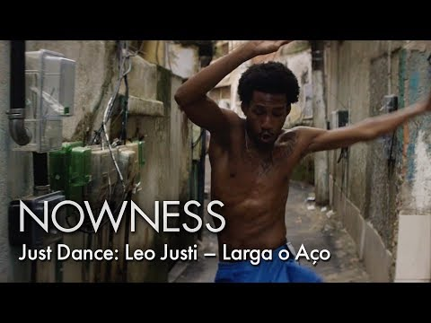 Brazilian Passinho Dancing soundtracked by Leo Justi