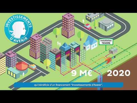 Programme Tenore : la valorisation d'énergie fatale de détente du gaz