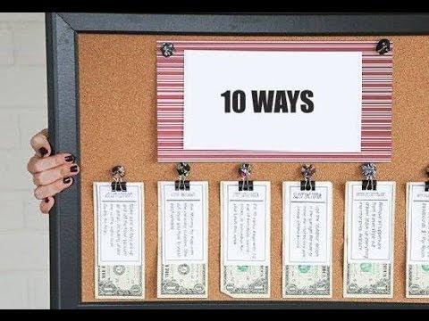 10 способов быстро увеличить доход в любом бизнесе. Мастер-класс. Robinzon.TV