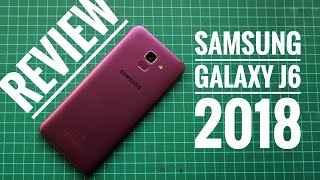 Samsung Galaxy J6 Review in 2018