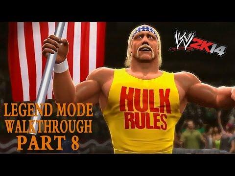 Hulk Hogan Vs. Sgt. Slaughter - 30 Years Of WrestleMania Walkthrough WWE 2K14 Part 8
