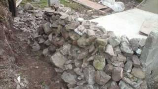Diy Mini Ramp - Concrete.wmv