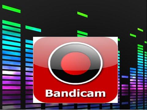 Как записывать видео с музыкой (Bandicam)