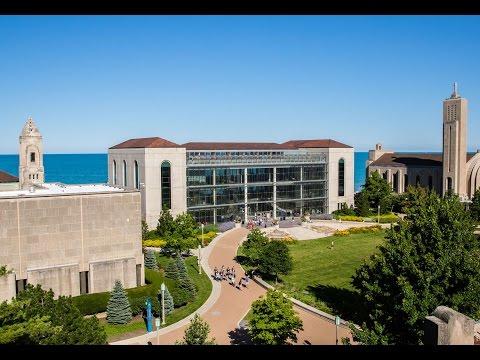 Enjoy Four Years Of Lakefront Property At Loyola University Chicago
