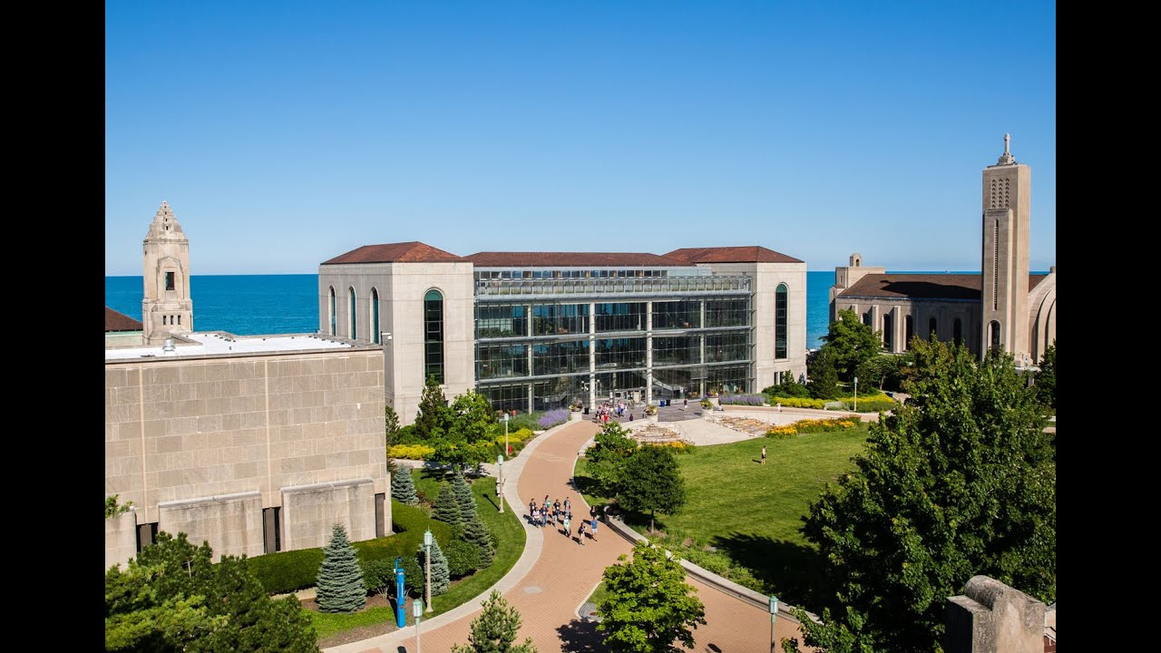 Enjoy four years of lakefront property at Loyola ...