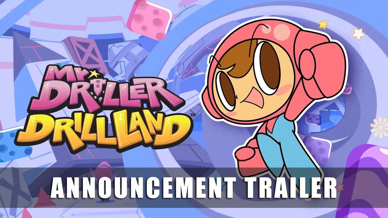 Τον Ιούνη το Mr. DRILLER DrillLand σε Switch και PC