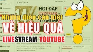 Tại Sao Người Mới Làm Youtube Phải Phát Trực Tiếp   Duy MKT