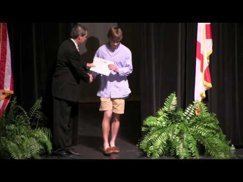 Awards Assembly - CHS - 02-06-2013
