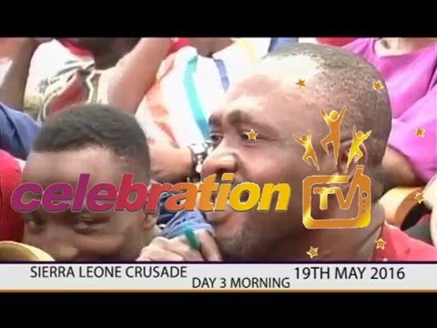 Sierra Leone Crusade with #ApostleJohnsonSuleman, 18th May, 2016 (day 2 evening, Part 2)