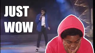 Michael Jackson - TWYMMF and Man in the Mirror Live From the 1988 Grammy Awards (REACTION!!!)