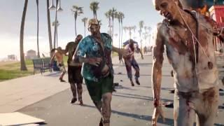 Прикольный официальный ролик игры - Dead Island 2