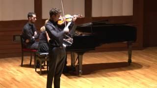 Schumann Fantasy for Violin C maj