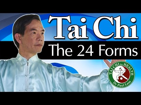 Tai Chi the 24 Forms Video | Dr Paul Lam | Free Lesson and Introduction