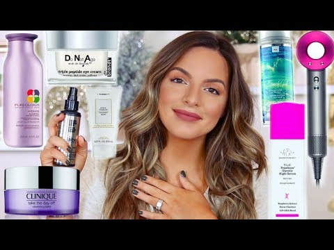 2017 SKINCARE, BODY, HAIRCARE FAVORITES! | Casey Holmes