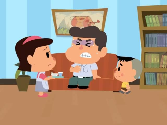 ครอบครัวไม่กลัวเครียด ตอน สุขใจ สบายกาย