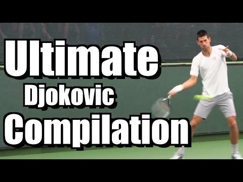 Novak Djokovic Ultimate Compilation - Forehand - Backhand - Serve - Volley - 2013 Indian Wells