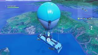 I Found The New Fortnite Map - Post Meteors! (Not Clickbait)