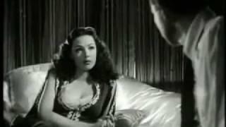 Gene Tierney en CUANDO MUERE EL DIA (SUNDOWN, 1941, Cinetel)