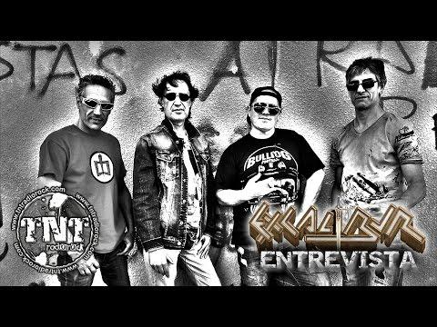 """EXCALIBUR - """"Humo Negro"""", reivindicando el sonido de los 80"""