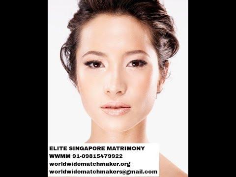 Chiny Matchmaking Singapur