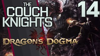 F**K! THERE'S MORE! - Part 14: Let's Play Dragon's Dogma - The Couch Knights