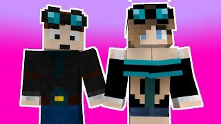 Minecraft   MY LATE VALENTINE?! - Best DanTDM Minecraft Animation - TheDiamondMinecart Animation