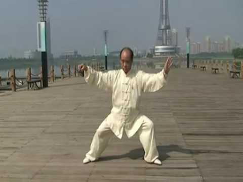 Chen Taijiquan. Master Qiao Nuo Shan.