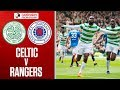 Celtic hammer Rangers to win the title
