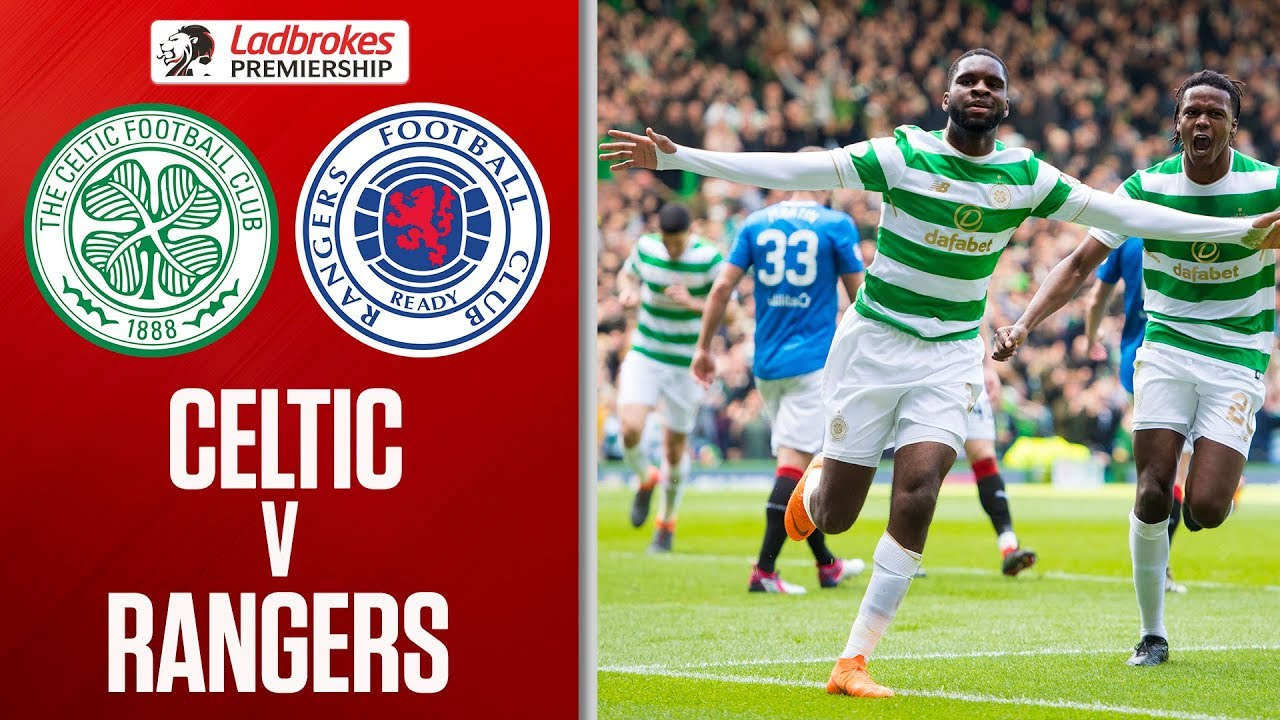 Download Celtic hammer Rangers to win the title!   Ladbrokes Premiership 2017/18