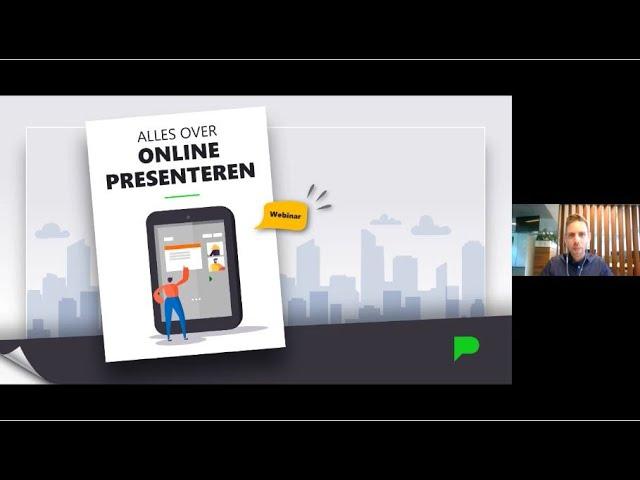 Webinar Online Presenteren 23 april 2020 | PPT Solutions