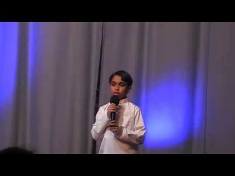 Thames new year speech in sinhala  by Nayana 2013 016